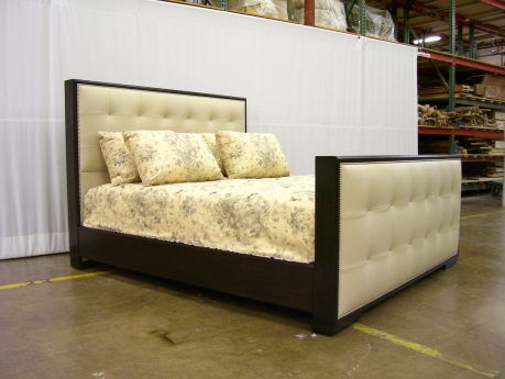 img_BD-102 Custom Biscuit Tufted Bed
