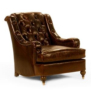img_Billiard Tufted Lounge Chair